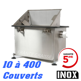 Bac A Graisse Inox Restaurant Conception Etonnante
